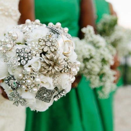 Blushing Vows