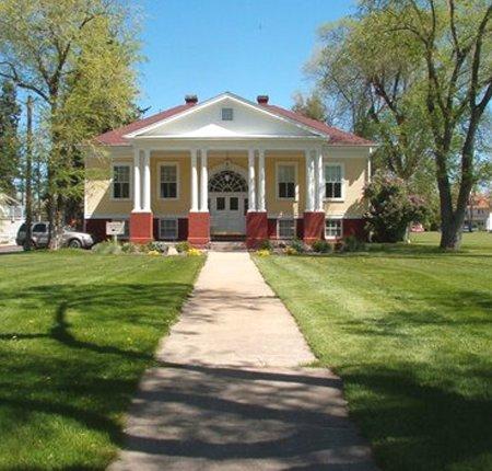 Heritage Hall at Fort Missoula