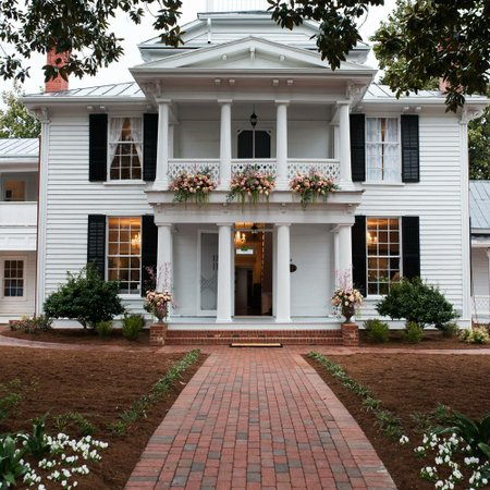 Greensboro nc wedding venues weddinglovely leslie alford mims house junglespirit Gallery