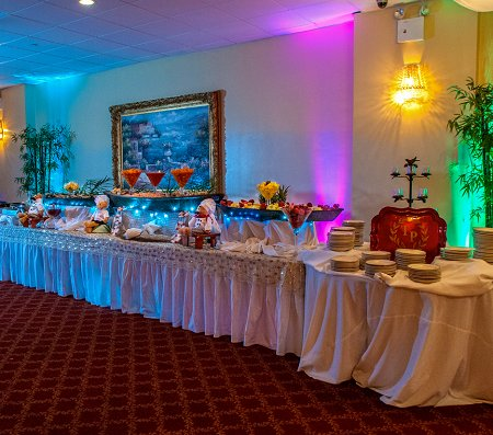 Tropical Paradise Ballroom and Banquet Hall