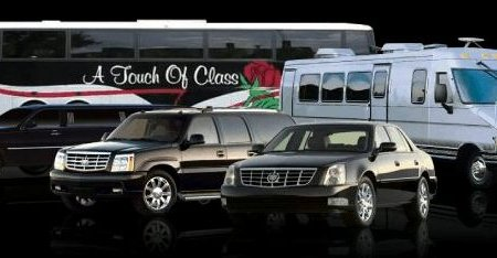 A Touch of Class Limousine
