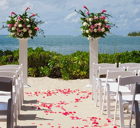 The Pier House Resort & Carribean Spa - Weddings