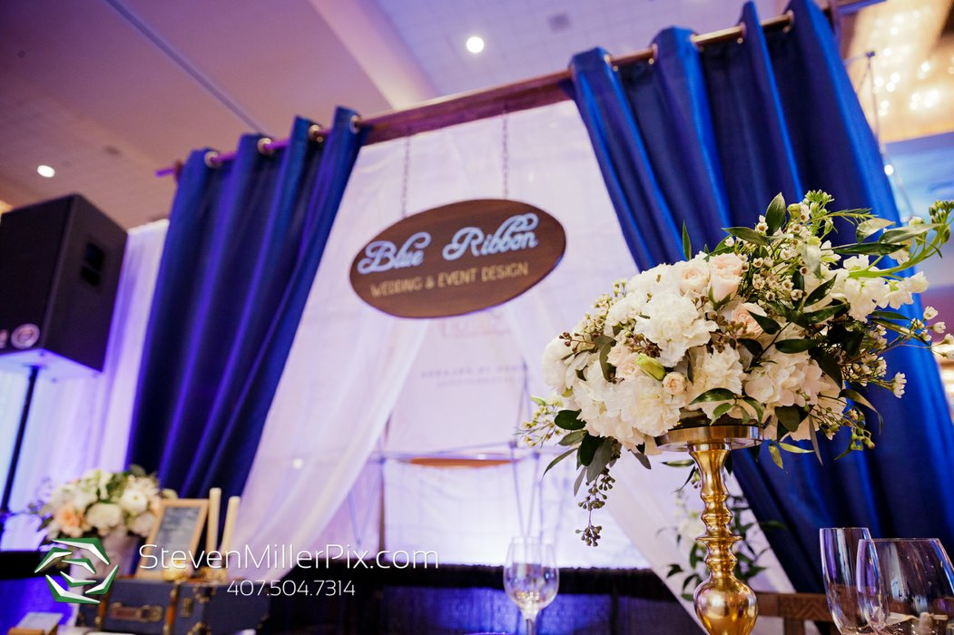 Blue Ribbon Wedding Floral's profile image