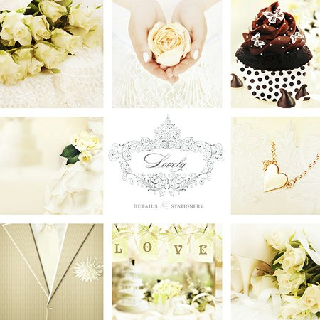Lovely Details & Stationery