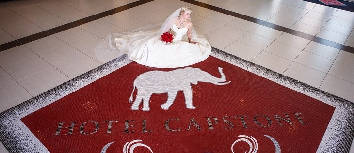 Hotel Capstone - Weddings's profile image