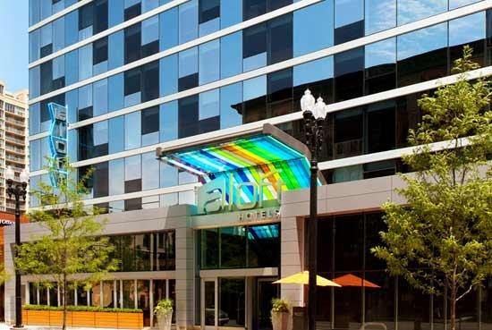 Aloft Chicago City Center's profile image