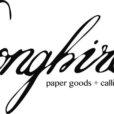 Songbird Paper Goods and Calligraphy