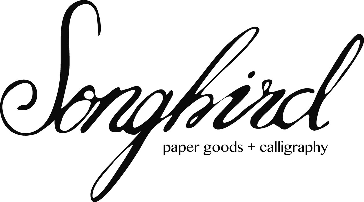 Songbird Paper Goods and Calligraphy's profile image