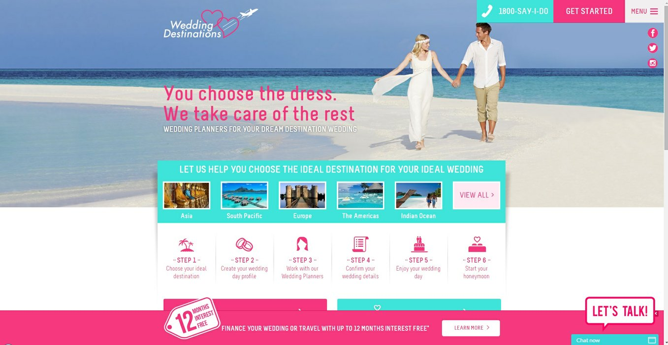 Wedding Destinations's profile image