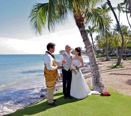 Wed Aloha - A Wedding in Hawaii