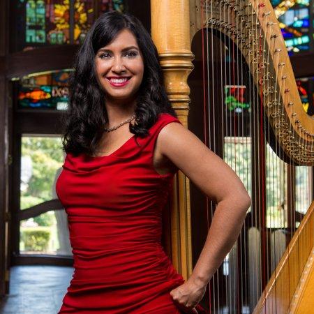 Boston Harpist Lizary Rodriguez