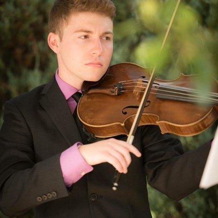 Seth Van Embden - violist and violinist