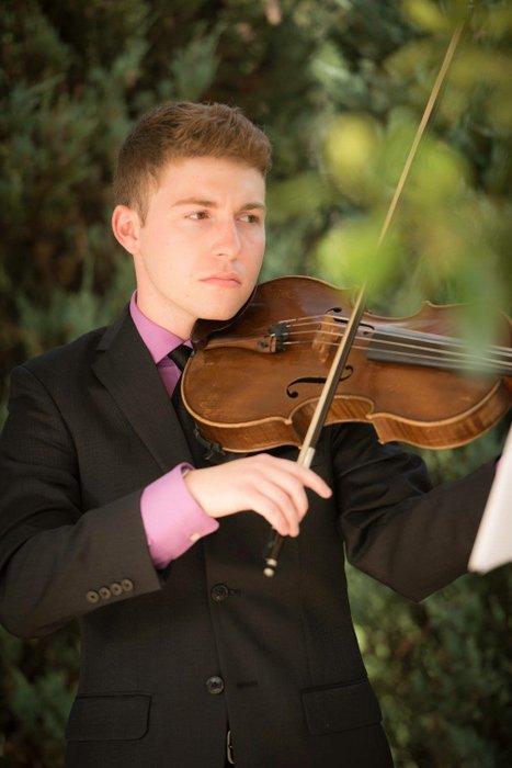Seth Van Embden - violist and violinist's profile image