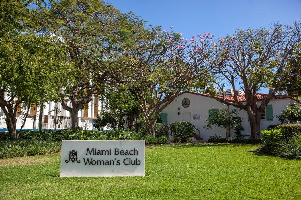 Miami Beach Woman's Club's profile image