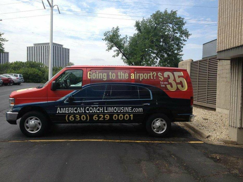 American Coach Limousine's profile image