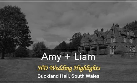 Wedding Video Wales