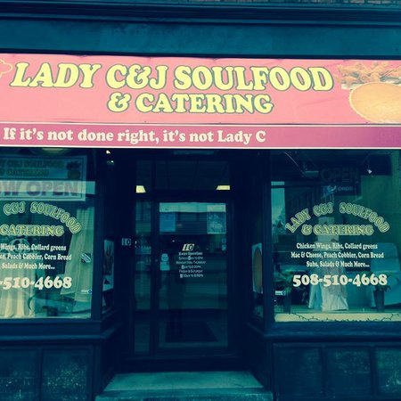 Lady C&J Soul Food & Catering