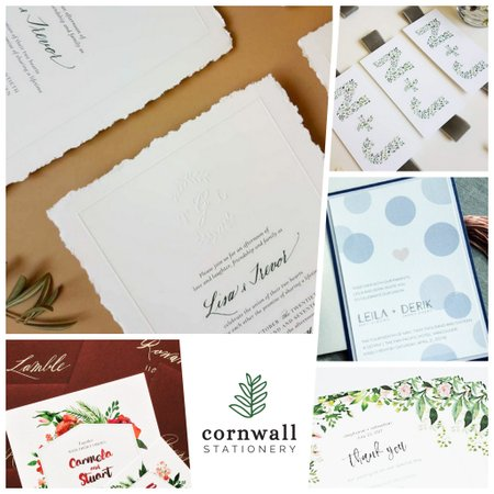 Cornwall Stationery