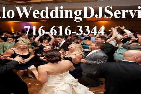 Buffalo Wedding DJ Service