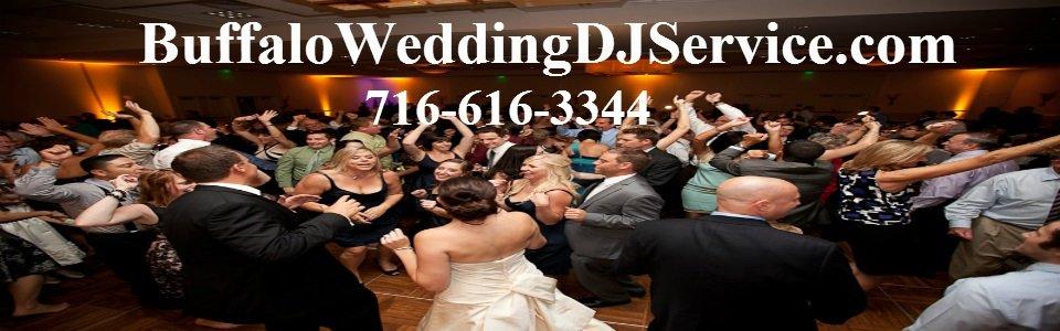 Buffalo Wedding DJ Service's profile image