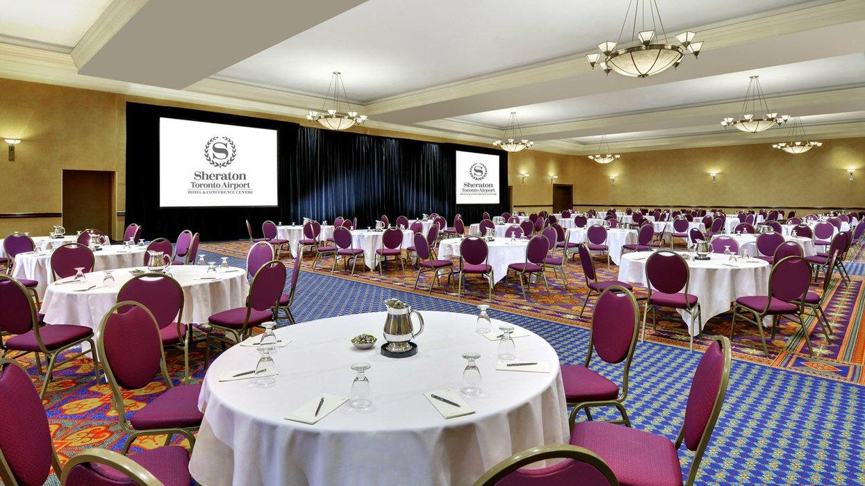 Sheraton Toronto Airport Hotel & Conference Centre's profile image