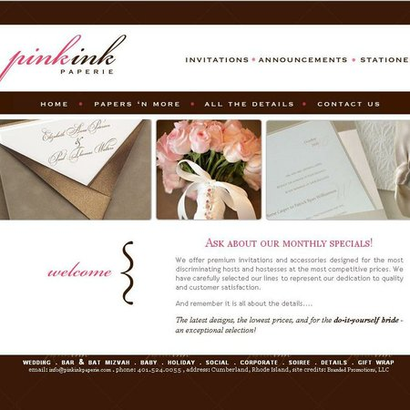 Pink Ink Paperie