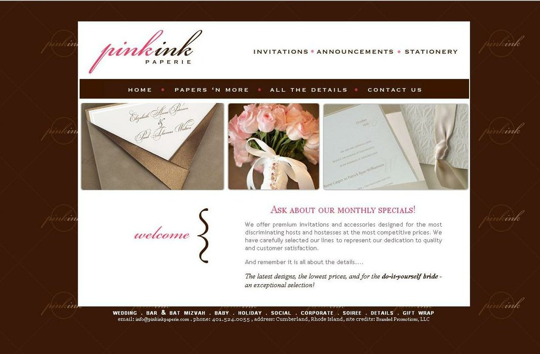 Pink Ink Paperie's profile image