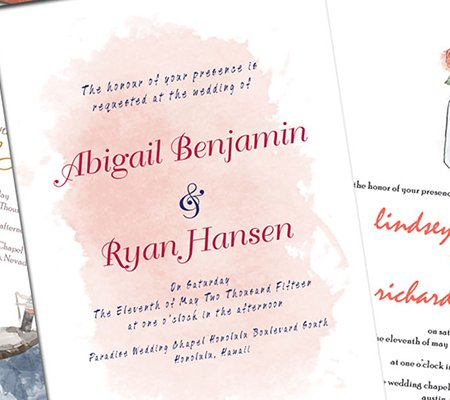 Invitations by R Squared