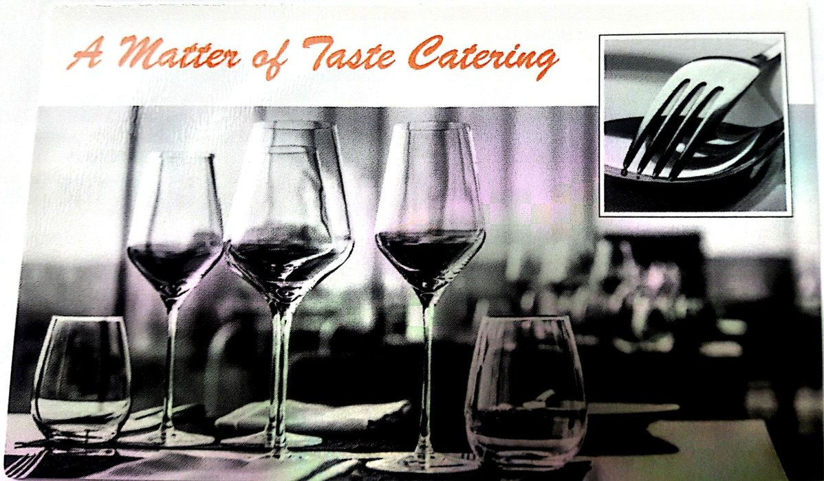 A Matter Of Taste Catering's profile image
