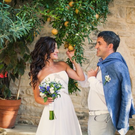 Crete Within Wedding