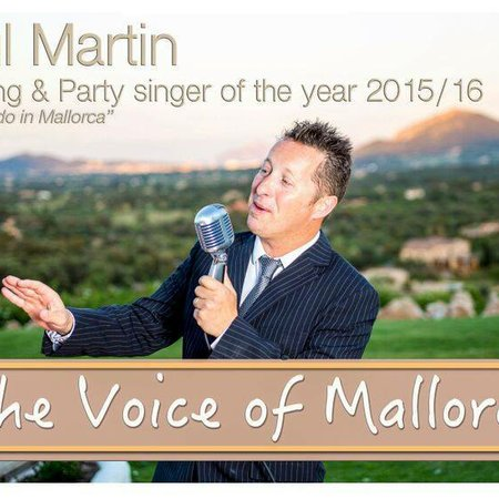 Paul Martin Wedding Singer & DJ
