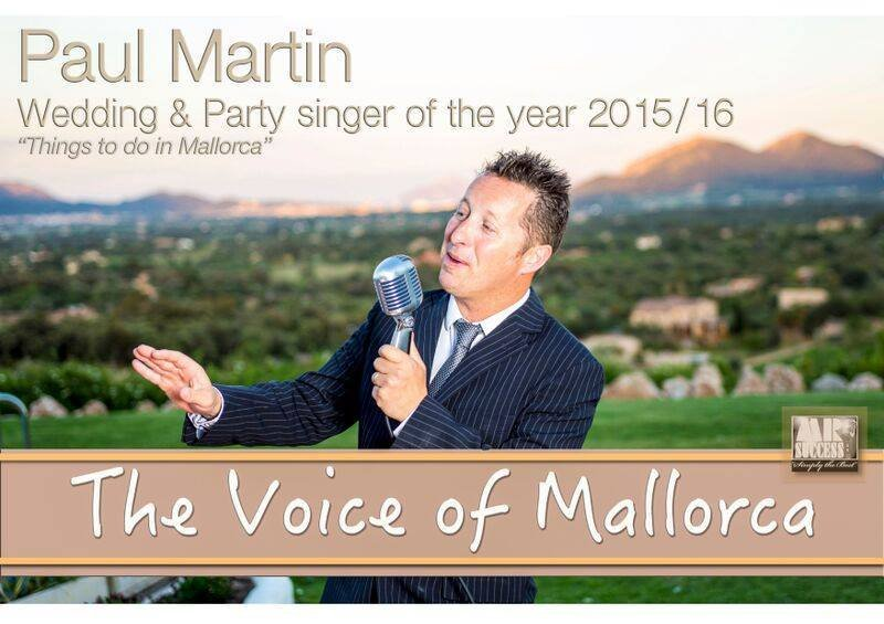 Paul Martin Wedding Singer & DJ's profile image