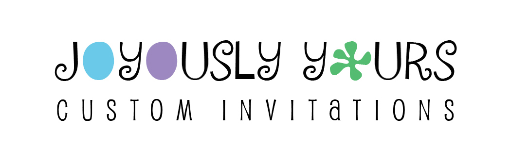 Joyously Yours Custom Invitations's avatar