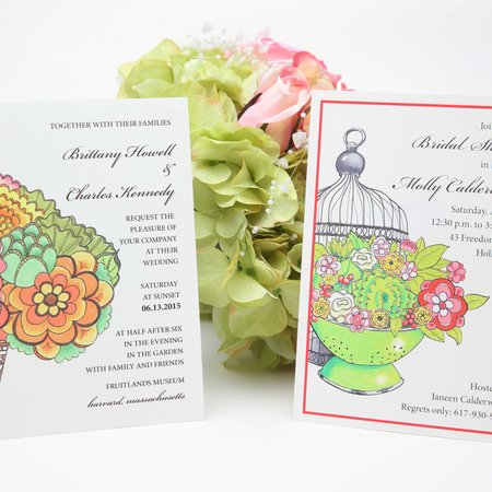 Joyously Yours Custom Invitations