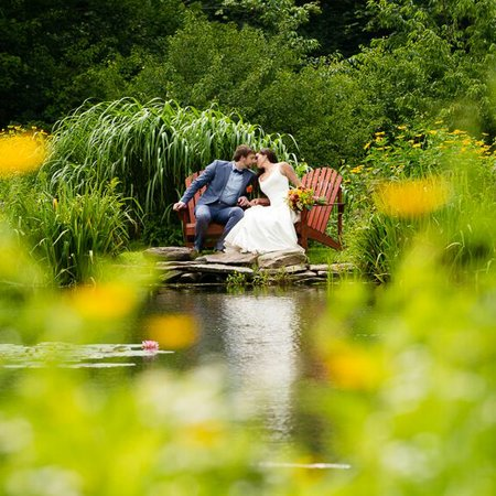 Catskill Weddings at Natural Gardens