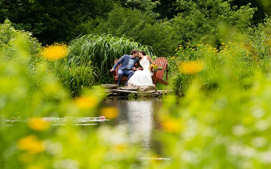 Catskill Weddings at Natural Gardens's profile image