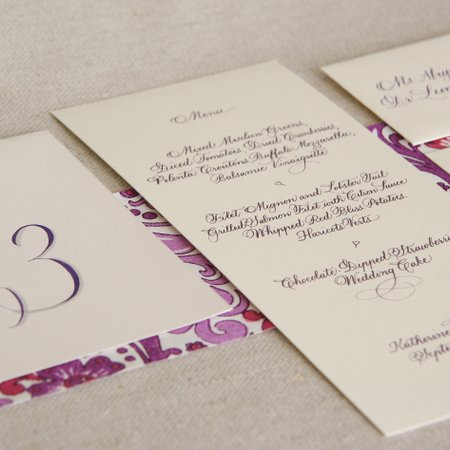 Sharon Morgera Calligraphy & Design