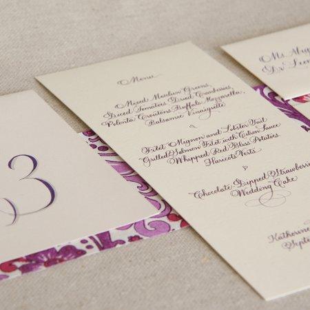 Sharon Morgera Calligraphy & Design