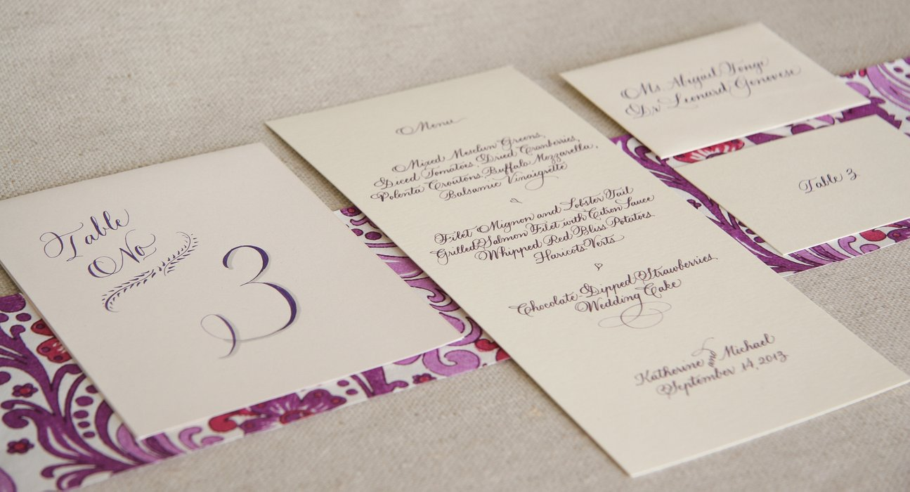 Sharon Morgera Calligraphy & Design's profile image