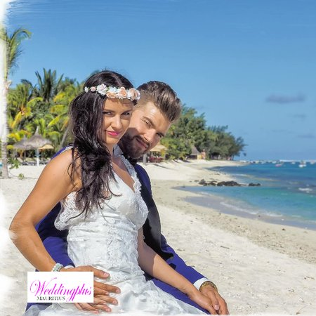 Weddingplus Mauritius Beach Wedding