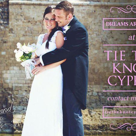 Tie the Knot Cyprus, Weddings by Vicki