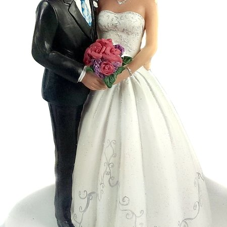 BobbleGram Custom Wedding Cake Toppers