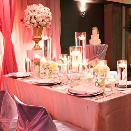 Contemporary Chic Events Design and Rental