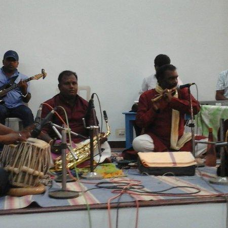 KRS SAXOPHONE & NADASWARAM LIGHT MUSIC ORCHESTRAS