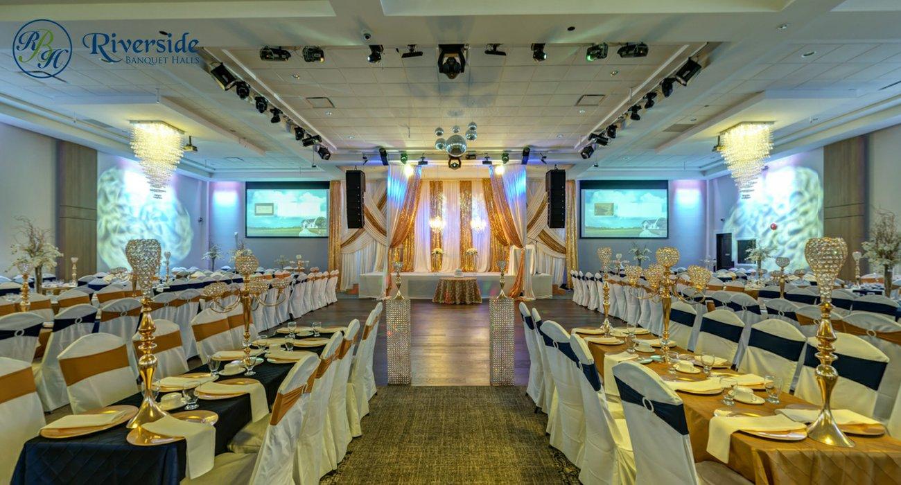 Riverside Banquet Halls's profile image