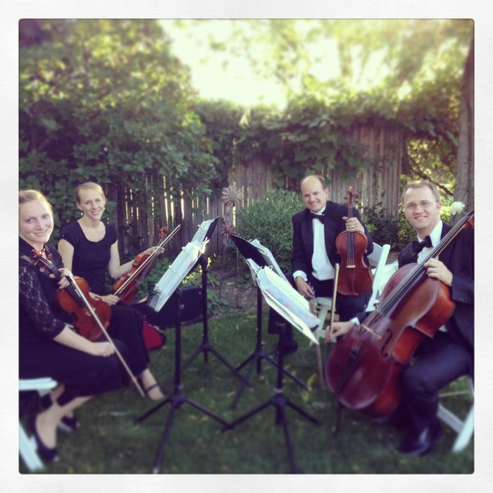 The Maywood String Quartet's profile image