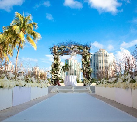 North miami beach fl wedding venues weddinglovely turnberry isle miami weddings junglespirit Images