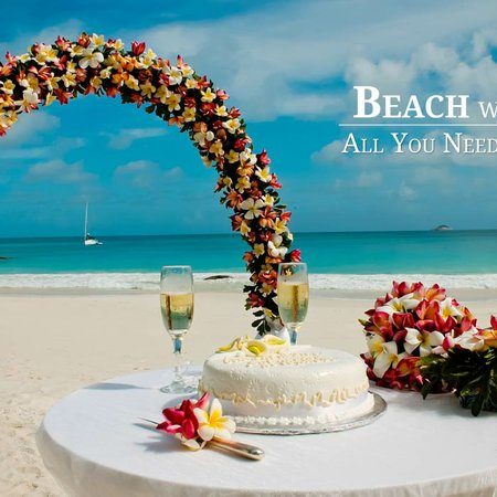 Seychelles Wedding Organization