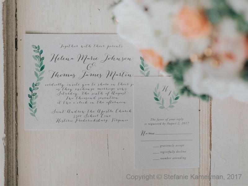 Affordable wedding invites salem il for Carlson craft dealer login