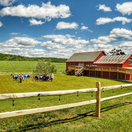 Wedding Barn at Lakota Farm